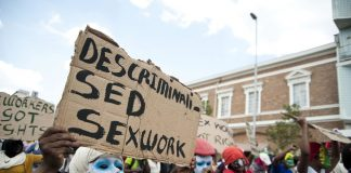 #WhyThisMatters Why should South Africa decriminalise sex work?