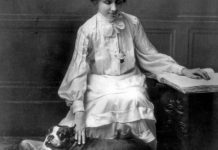 Helen Keller epitomised triumph over adversity