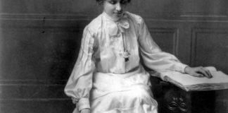 Helen Keller epitomised triumph over adversity