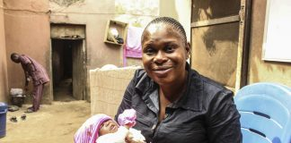 Nigeria's maternal mortality is high. But if mothers such as Oluwakemi Junaid won't go to hospital