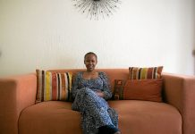 Phindile Sithole-Spong says that while being HIV positive is hard because of the stigmas surrounding the disease