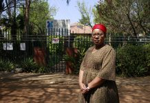 Undercover: Bhekisisa reporter Pontsho Pilane posed as a pregnant woman considering an abortion at the Amato Centre in Pretoria to learn about the pregnancy counselling it offers.