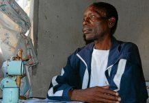 Survivor: Douglas Muzanenhamo says Harare Remand Prison was hell on earth.