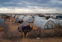 Diseases in Dadaab refugee camp can spread quickly