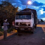 Tens of thousands of men crisscross Zimbabwe as long-haul truck drivers and the risks they face aren't just on the road.