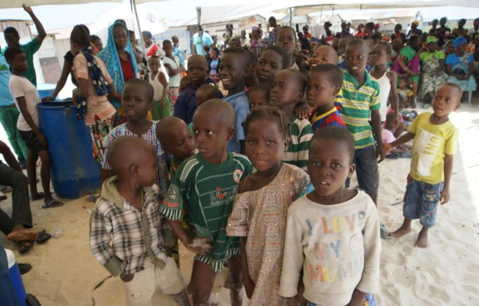 The Lagos state government has initiated a vaccine campaign for children in rural villages.