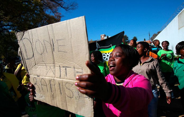 Thuthuzela Care Centres will stay open but will cut or reduce counselling services