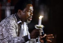 Thousands of desperately ill people in Nigeria choose to be healed by TB Joshua