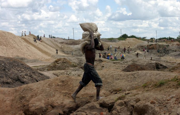 More than 60% of the world's cobalt comes from the south-eastern provinces of DRC.