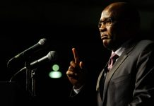South Africa's Health Minister Aaron Motsoaledi played a leading role in convening government heads at a United Nations meeting this week.