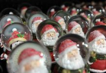 A convenient truth: The promise of presents from Santa may make for better-behaved children.