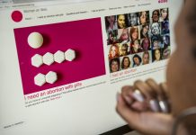 Making waves: Women on Web offers an online portal that dispatches an abortion pill to people across the world.