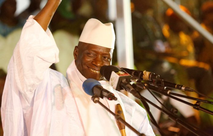 The Gambian court case is the first to hold an African head of state accountable for violating the rights of people living with HIV.