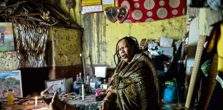 Tholakele Memela sought help when she realised the symptoms for HIV and a sangoma's calling were similar.