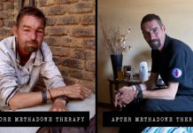 Watch this man's amazing transformation after he kicked heroin with the help of this
