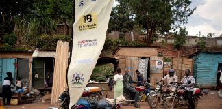 Confronting the cough: An informal health camp in Mukono district