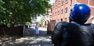 Police may have actively targeted those providing medical care to students and the places they provided care in during #FeesMustFall – including the neighbouring Holy Trinity Church.