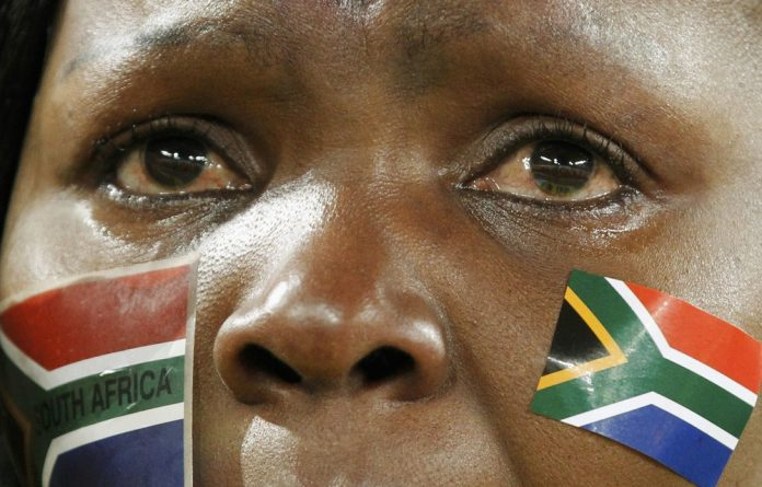 South Africans are disillusioned by government's lack of service delivery.