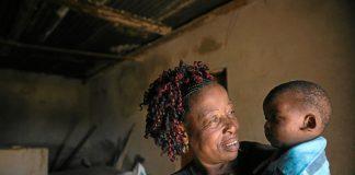 Soured celebration: Photographs of Winnie Makalateng's grandson brings back memories of her daughter