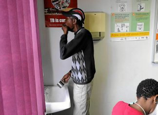 Tuberculosis is still the number one cause of death in South Africa.