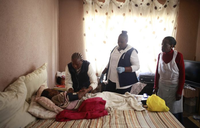 When money runs dry: Soweto's only hospice closed in 2017 - and several others around the country are on the brink.