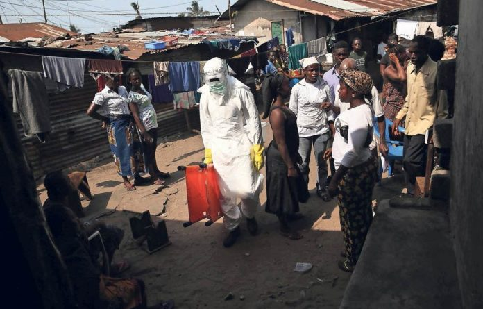 Ebola has resurfaced in Guinea and is thought to have spread back to Liberia.