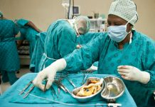 South Africa's healthcare system could collapse if the government does not intervene.