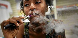 E-cigarette smokers