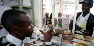 What happened when these two men stopped taking their medicine for TB? They were arrested and thrown into police cells.