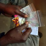 Medication for drug-resistant tuberculosis can have serious side-effects like deafness and psychosis.