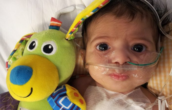 Children's lives are saved in Libya by doctors who can do heart surgery in countries without decent health systems.
