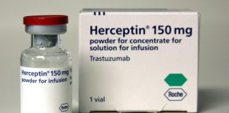 A 12-month course of Herceptin costs R151 520 in South Africa because of patent protection