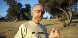 Jeremy Acton is prepared to go to prison for using dagga. His party intends to pressure the state to legalise it.