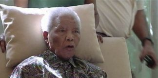 Nelson Mandela may have been stalked by his prison past in the years since freedom was won.