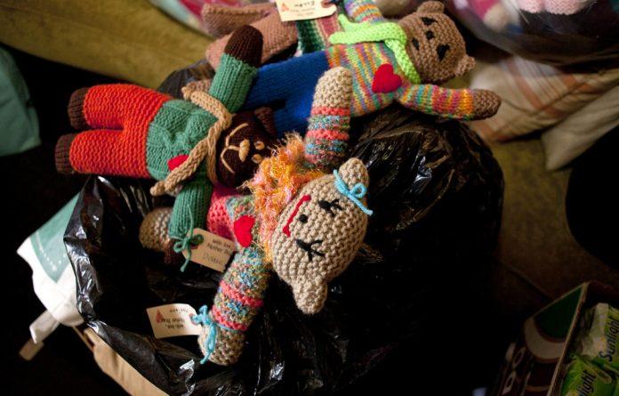Donations pour in for Diepsloot rape centre