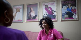 Beyond pink: Ntokozo Dludla from the Breast Health Foundation survived breast cancer and now counsels people diagnosed with the condition.