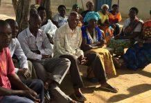 The community of Mbyo