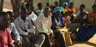 The community of Mbyo