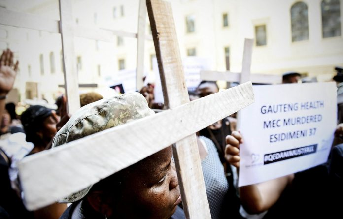 The Gauteng government has three months to pay families affected by the Life Esidimeni tragedy.