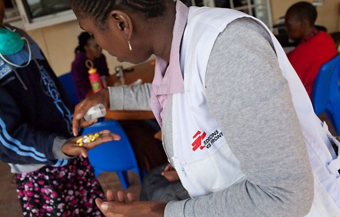 South Africa is making progress in treating drug-resistant TB.