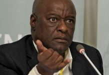 Former head of the Gauteng department of health Barney Selebano