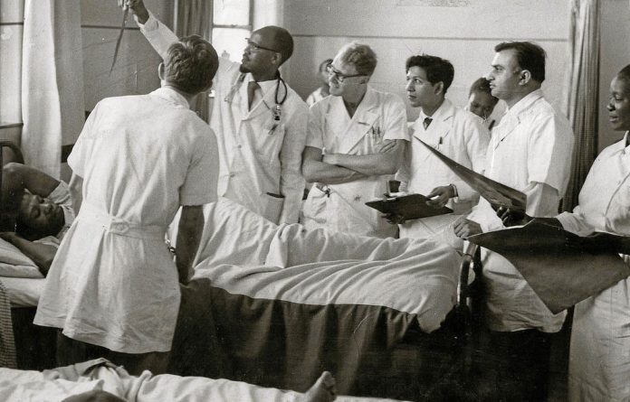 McCord Hospital served black people from a 'white area' during apartheid and survived all attempts to remove it.