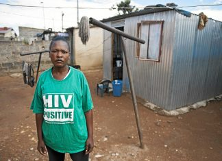 Khetukthula Hlongwane was told at her local clinic to buy her own ARVs because it had run out.
