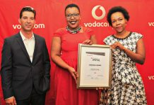 Bhekisisa health reporter Pontsho Pilane was also named Vodacom Young Journalist of the Year in 2016