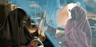 Surviving the process of childbirth is still a battle for many women in Africa.