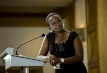 Betty Walakira was one of the scientists who pitched her innovation