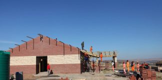Critical care: A local clinic is being built in Mvezo