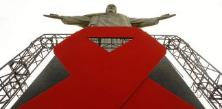 Costly exercise: When Rio de Janeiro celebrated World Aids Day in 2007 it was with the knowledge that patent laws had driven up the cost of Brazil's Aids programme.