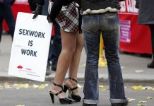 Are sex workers forced into their jobs?
