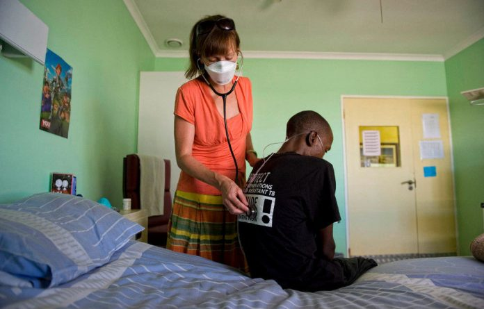 Dr Jennifer Hughes says much of the treatment administered to TB patients is archaic.